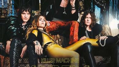Photo of SPIDERS (SWE) «Killer Machine» CD 2018 (Spinefarm)