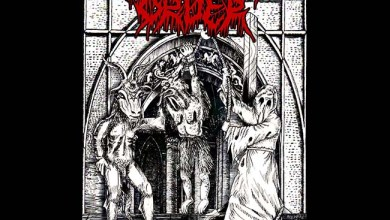 Photo of PROFANE ORDER (CAN) «Tightened Noose of Sanctimony» CD 2018 (Krucyator Productions)
