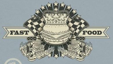 Photo of THEINDUCTIONS (ESP) «Fast Food» CD EP 2018 (Lengua Armada)