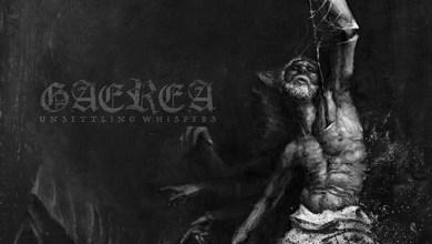 Photo of GAEREA (PRT) «Unsettling Whispers» CD 2018 (Transcending Obscurity Records)
