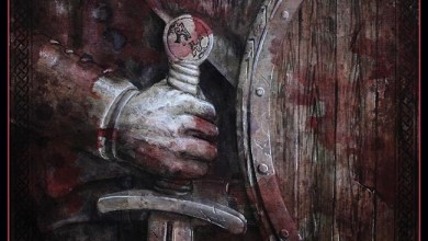 Photo of RUNESPELL (AUS) «Order of Vengeance» CD 2018 (Iron Bonehead Productions)