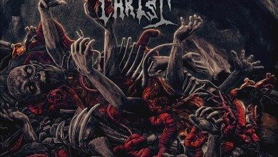 Photo of BLOOD OF CHRIST (CAN) «Unrelenting Declivity Of Anguish » CD 2018 (CDN Records)