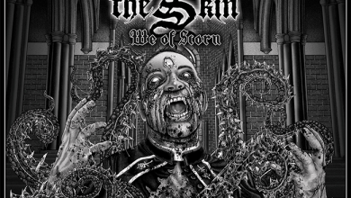 "Photo of SHED THE SKIN (USA) ""We of Scorn"" CD 2018 (Hell's Headbangers records)"