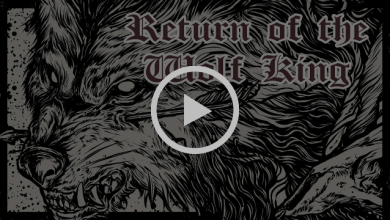 Photo of AEOLIAN (ESP) «Return of the Wolf King» (Lyric Video)