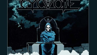 Photo of BLACK CYCLONE (SWE) «Death Is King» CD 2018 (Gates Of Hell Records)