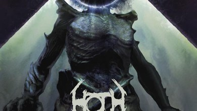 Photo of HOTH (USA) «Astral Necromancy» CD 2018 (Epicurus Records)