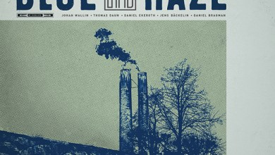 "Photo of IRON LAMB (SWE) ""Blue haze"" CD 2018 (The sign records)"