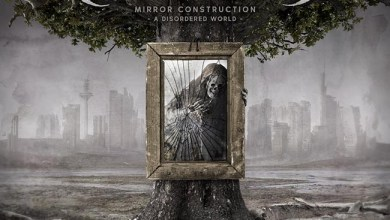 Photo of MINDREAPER (DEU) «Mirror Construction ( . . . a disordered World)» CD 2018 (Black Sunset / MDD Records)