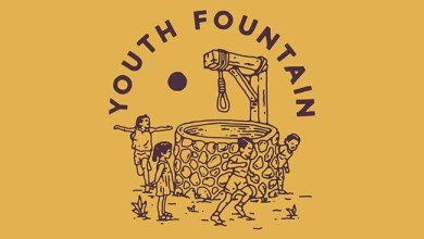 """Photo of YOUTH FOUNTAIN (CAN) """"youth fountain"""" CD EP 2018 (Pure Noise Records)"""