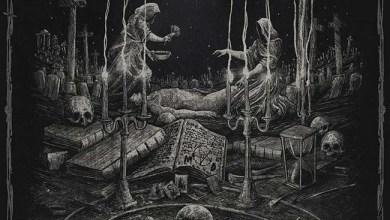 Photo of MORTUARY DRAPE (ITA) «Necromantic Doom Returns» CD 2018 (Iron Tyrant Records)