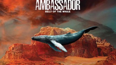 Photo of AMBASSADOR (USA) «Belly of the Whale» CD 2018 (Autoeditado)