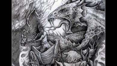 "Photo of ELEGIAC (USA) ""Pagan storm"" CD 2018 (De Tenebrarum Principio)"