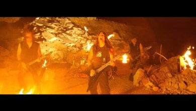 Photo of JUNGLE ROT nos presentan su video del tema «A Burning Cinder»