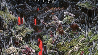 Photo of OUTER HEAVEN (USA) «Realms Of Eternal Decay» CD 2018 (Relapse records)