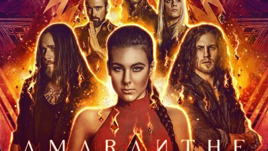 Photo of AMARANTHE (SWE) «Helix» CD 2018 (Spinefarm)