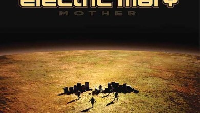 """Photo of ELECTRIC MARY (AUS) """"Mother"""" CD 2018 (Listenable records)"""
