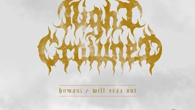 Photo of NIGHT CROWNED (SWE) «Humanity Will Echo Out» CD 2018 (Black Lion Records)