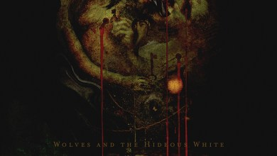 Photo of THE CRAWLING (GBR) «Wolves and the Hideous White» CD 2018 (Grindscene Records)