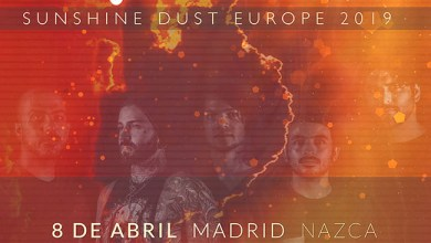 Photo of La banda progresiva de Nueva Dehli SKYHARBOR estarán en el mes de Abril en Madrid y Barcelona.