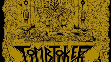 "Photo of TOMBTOKER (USA) ""Coffin Texts"" CD 2018 (Seeing Red Records / Metal swarm)"