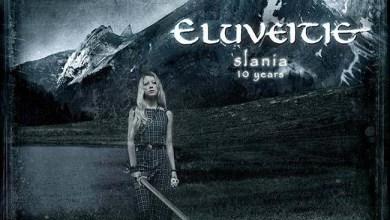 Photo of ELUVEITIE (SWI) «Slania» CD 2018 (Nuclear Blast Records)