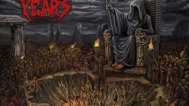 """Photo of PLAGUE YEARS (USA) """"Unholy Infestation"""" CD 2019 (Seeing Red Records)"""