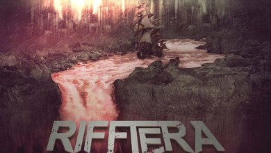 Photo of RIFFTERA (FIN) «Across The Acheron» CD 2019 (Inverse records)
