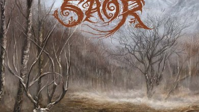 "Photo of SAOR (GBR) ""Forgotten Paths"" CD 2019 (Avantgarde Music)"