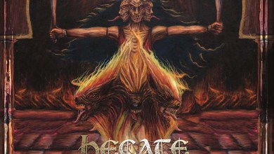 Photo of HECATE ENTHRONED (GBR) «Embrace Of TYhe Godless Aeon»  CD 2019 (Autoeditado)