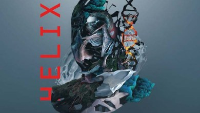 Photo of CRYSTAL LAKE (JPN) «Helix» CD 2019 (Sharptone records)