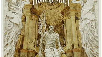 "Photo of MONASTERIUM (POL) ""Church of bones"" CD 2019 (Nine Records)"