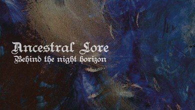 "Photo of ANCESTRAL LORE (FRA) ""Behind the night horizon"" CD 2019 (Autoeditado)"