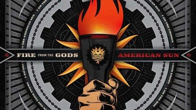 Photo of FIRE ROM THE GODS (USA) «American Sun» CD 2019 (Better Noise Music)