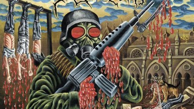 Photo of HOLOCAUSTO (BRA) «Diario de guerra» CD 2019 (Nuclear War Now! Productions)