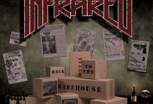 Photo of INFRARED (CAN) «Back to the warehouse» CD EP 2019 (Autoeditado)