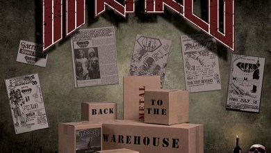 "Photo of INFRARED (CAN) ""Back to the warehouse"" CD EP 2019 (Autoeditado)"