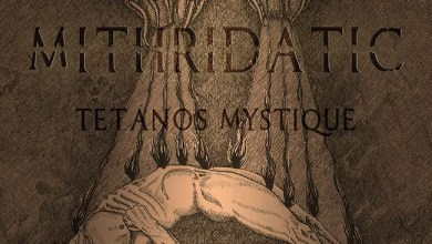 Photo of MITHRIDATIC (FRA) «Tetanos Mystique» CD 2019 (Xenokorp)