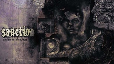 "Photo of SANCTION (USA) ""Metal in refraction"" CD 2019 (Pure Noise Records)"