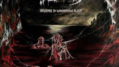 "Photo of VULTUR (GRC) ""Drowned in Gangrenous Blood"" CD 2019 (Memento Mori)"