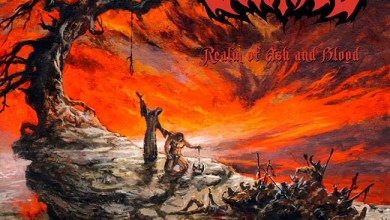 """Photo of SOLOTHUS (FIN) """"Realm of Ash and Blood"""""""