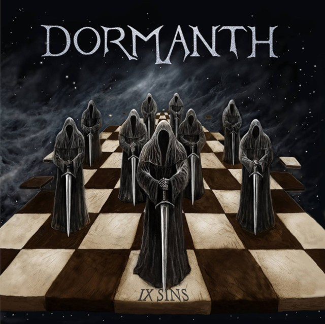 """DORMANTH """"IX Sins"""" (NECRO 015)"""