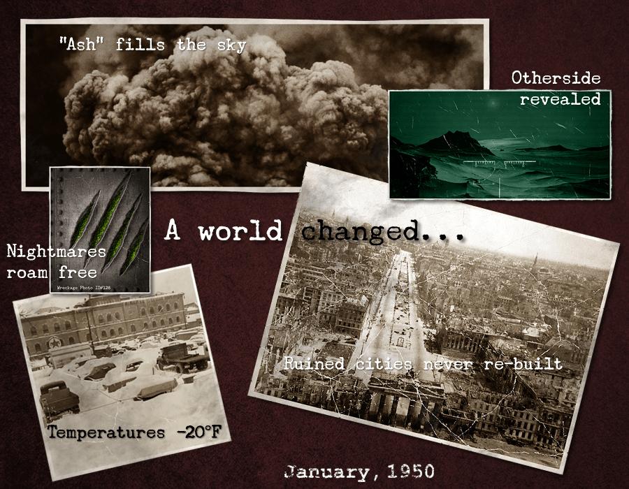 Panel1 - A World Changed