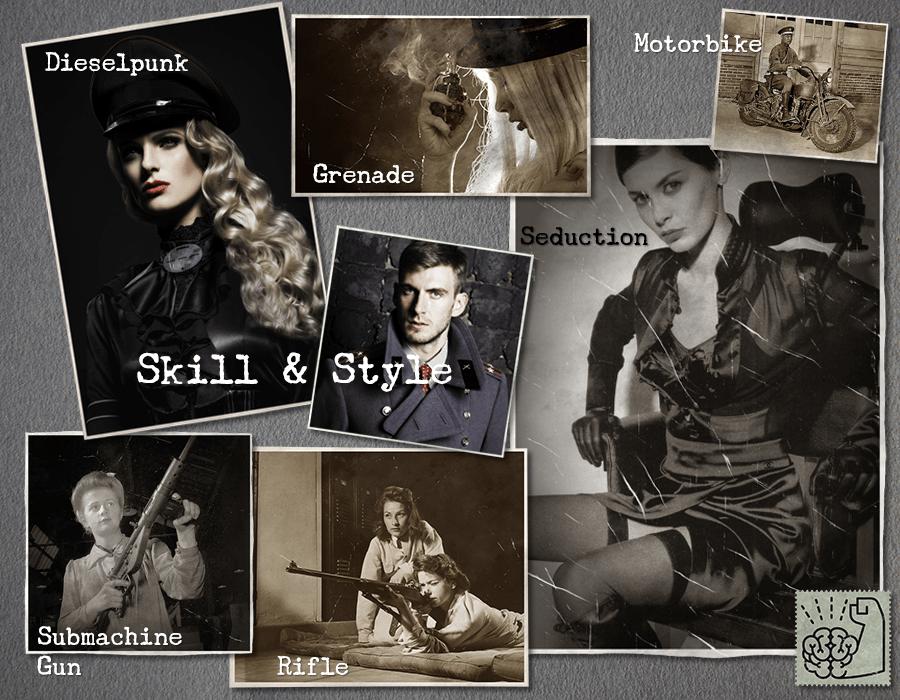 Panel6 - Skill & Style