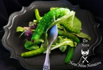 a-fork-of-green-grub