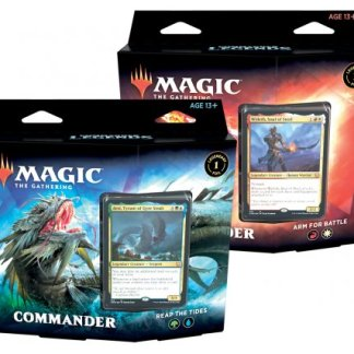 decks commander legends