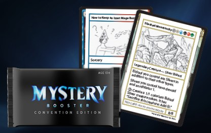 mystery booster