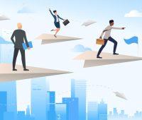 recolocação no mercado de trabalho