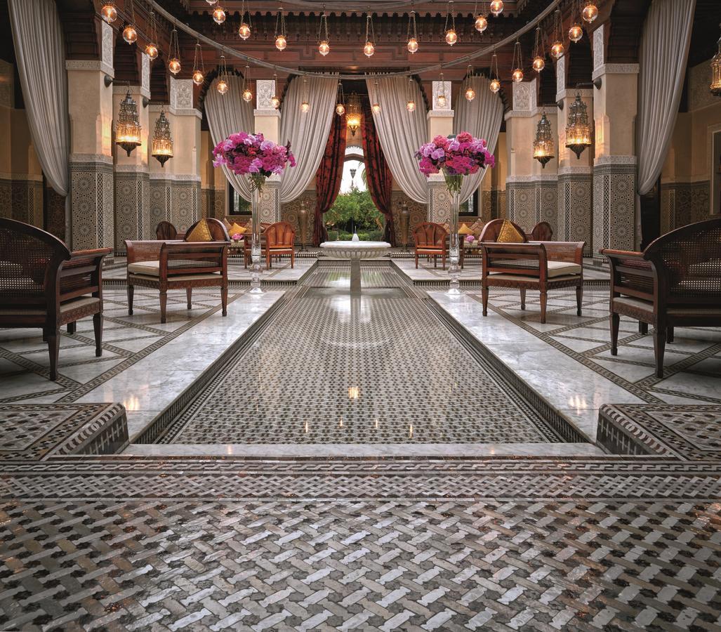 Hotel Royal Mansour - ホテル ロイヤル マンスール