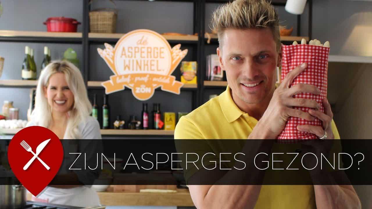 Zijn asperges gezond?