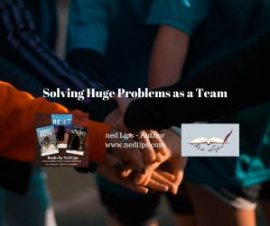 Solving Huge Problems as a Team